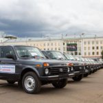 В Кировскую область поступило 18 автомобилей для перевозки пожилых пациентов в медучреждения