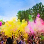 Фестивальный вечер в Вятских Полянах 19 июля