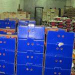 В Кирове уничтожили 1,5 тонны яблок и персиков