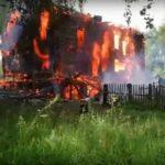 В Котельниче на пожаре в многоквартирном доме погиб мужчина