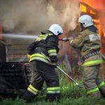 В Вятскополянском районе на пожаре погибла 47-летняя женщина