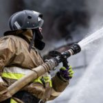 В Вятскополянском районе на пожаре в жилом доме погиб мужчина