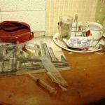 В Кирово-Чепецке мужчина устроил притон для употребления наркотиков