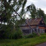 По Кировской области прошлась череда смерчей