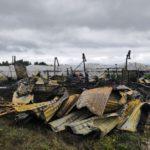 Число жертв пожара в Шабалинском районе выросло до пяти: следком возбудил уголовное дело