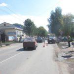 В Кирове женщина-водитель «БМВ» сбила пешехода на «зебре»