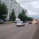 В Кирове водитель «Нивы» сбил пешехода