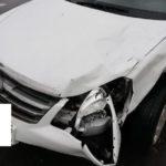 В Котельничском районе водитель «Ниссана» вылетел в кювет