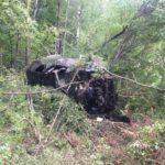 В Нагорском районе столкнулись «Лада Гранта» и «Фольксваген»