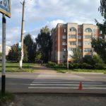 В Вятских Полянах 80-летний водитель «Нивы» сбил 13-летнего школьника на переходе
