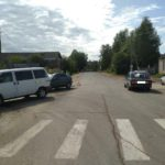 В Верхошижемье столкнулись «Фольксваген» и «Рено»: пострадали две женщины