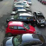 В Кирове мужчина спалил три машины на парковке