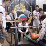 Восьмилетний силач из Кировской области установил новый мировой рекорд по жиму штанги