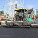 10 из 19 запланированных для ремонта улиц Кирова уже сданы в эксплуатацию