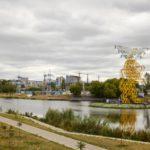 «Россети Центр» ввела в эксплуатацию первый в мире электросетевой объект в виде геральдического символа города