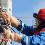 В Юрьянском районе Кировской области ведутся массовые ремонтные работы на воздушных линиях электропередачи