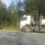 В Котельничском районе в столкновении грузовика и мотоблока погибла 12-летняя девочка и 72-летний мужчина