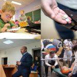 Итоги недели: допросы по делу о парке Победы, запрет на смартфоны с интернетом в школах и низкие зарплаты