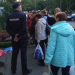 В Кирове спецслужбы оцепили двор многоэтажного дома