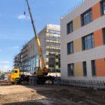 В Ленинском районе города Кирова готовят участок для строительства новой школы