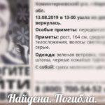 В Кирове нашли пропавшую пенсионерку, но она скончалась, не приходя в сознание