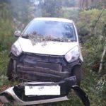 В Верхошижемском районе водитель на ходу выпал из машины
