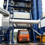 В Омутнинске открыли асфальтобетонный завод