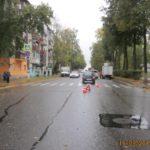 В Кирове водитель «ВАЗа» сбил 10-летнего мальчика на пешеходном переходе