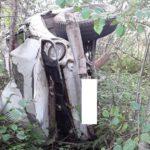 В Арбажском районе водитель «ВАЗа» врезался в прицеп грузовика и перевернулся в кювет