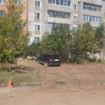 В Кирово-Чепецке из-за пьяной бесправницы на «БМВ» пострадал мужчина