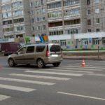 В Кирове водитель «Лады Ларгус» сбил 15-летнего школьника на пешеходном переходе