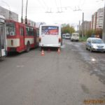 В Кирове водитель автобуса сбил 61-летнюю женщину