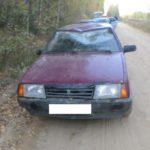 В Нагорском районе водитель «ВАЗа» опрокинулся в кювет: пострадала 14-летняя девочка