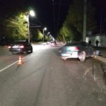 В Кирове столкнулись «Опель» и «БМВ»: пострадали четыре человека