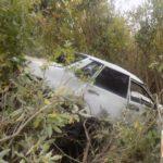 В Орловском районе 18-летняя девушка на «ВАЗе» опрокинулась в кювет