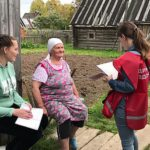 Участниками акции «Дружины здоровья» в выходные стали более 1800 жителей Кировской области