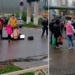 В Кирове неизвестный водитель сбил женщину и скрылся с места аварии