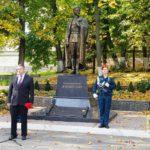В Кирове состоялось возложение цветов к памятнику Феликсу Дзержинскому