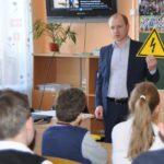 Энергетики «Россети Центр и Приволжье Кировэнерго» обучают школьников основам электробезопасности