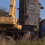 В Нагорске два месяца четверть населения поселка живет без воды