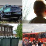 Итоги недели: смертельные аварии на трассах, брошенный матерью ребенок и новые тарифы на мусор в Кировской области