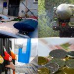 Итоги недели: падения людей с 5 этажей, военные учения и режим ЧС в 9 районах Кировской области