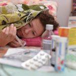 За неделю в Кировской области три тысячи человек заболели ОРВИ, а два человека – менингитом