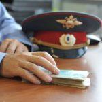 В Кирове перед судом предстанет полицейский, обвиняемый в совершении серии коррупционных преступлений