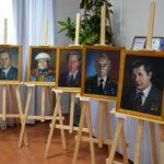 В министерстве культуры Кировской области презентовали портреты Героев Отечества