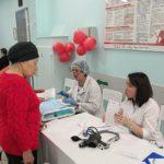 В Кировской городской больнице № 9 проходит акция «10 шагов к здоровому сердцу»