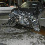 В Кирове столкнулись «Шевроле» и «Фольксваген»: пострадала 21-летняя девушка