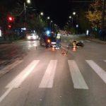 В Кирове женщина-водитель «Сузуки» сбила мотоциклиста