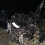 В страшном ДТП в Нолинском районе погибли 4 человека, еще 9 человек получили травмы