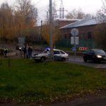 В Кирове водитель «ВАЗа» врезался в столб